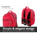 Tas Simplicity with 3 Layers concept